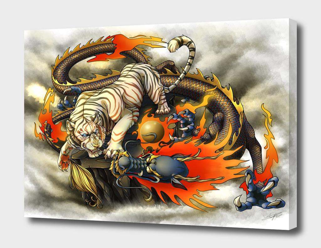 Tiger and Dragon