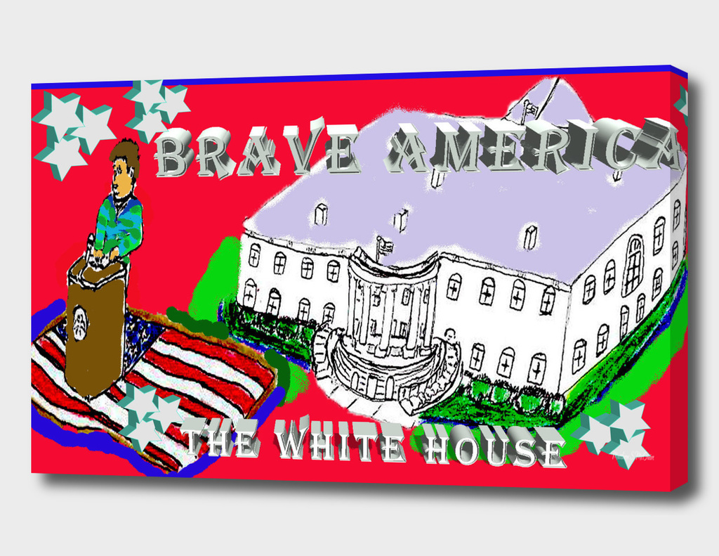 Brave America White House