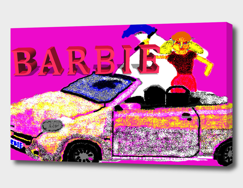 barbie.car