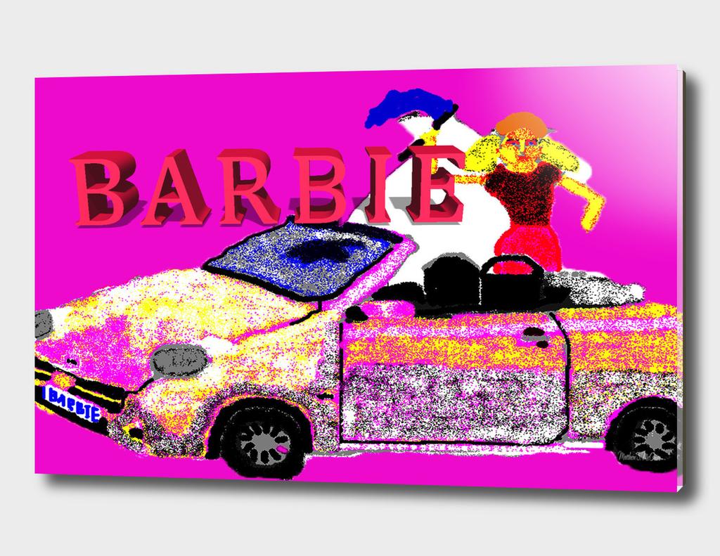 barbie.car