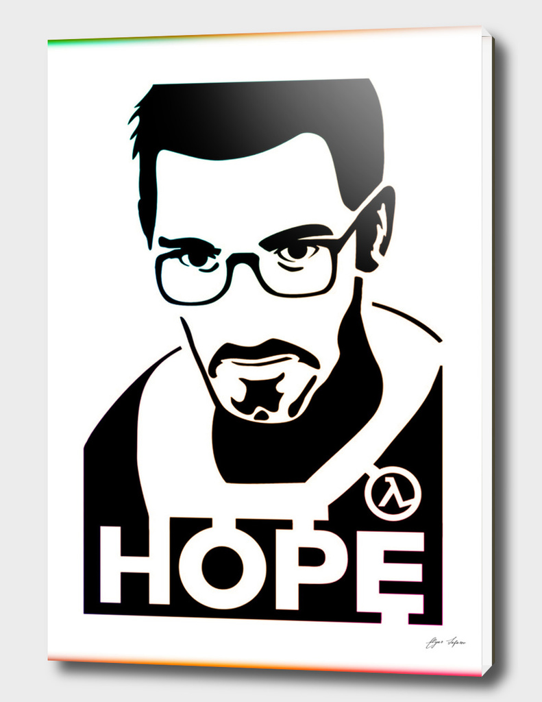 Gordon Freeman face