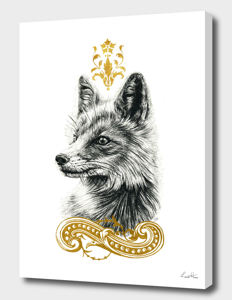 Beasts of the Forest: Winter Fox