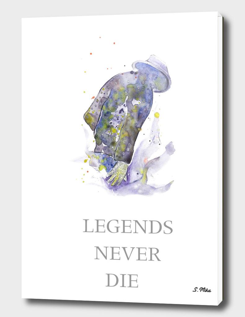 Legend Never Die