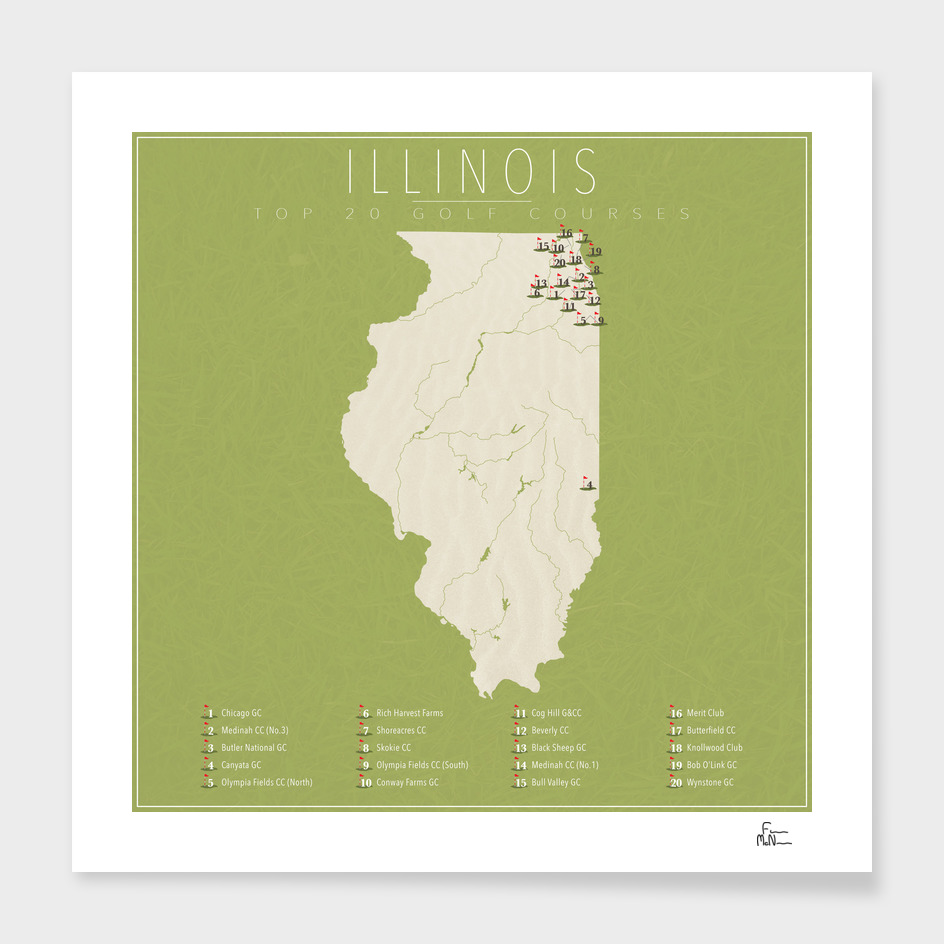 Illinois Golf Courses