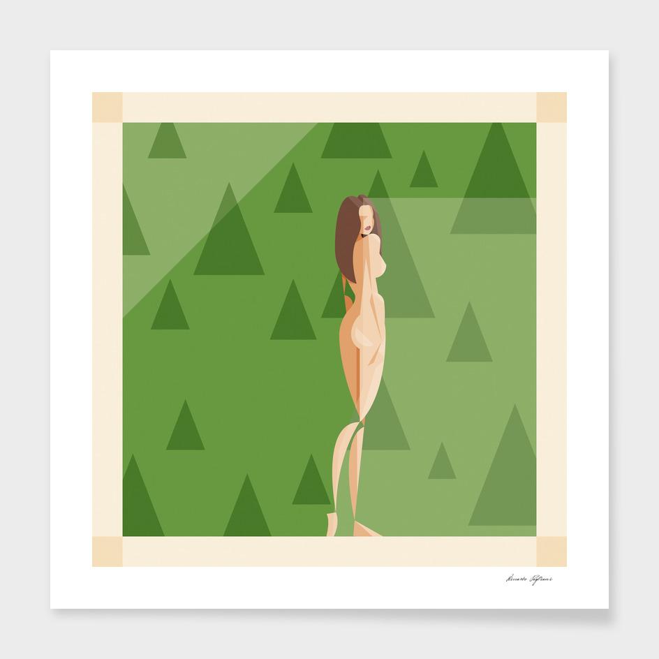 Nude Girl n°2
