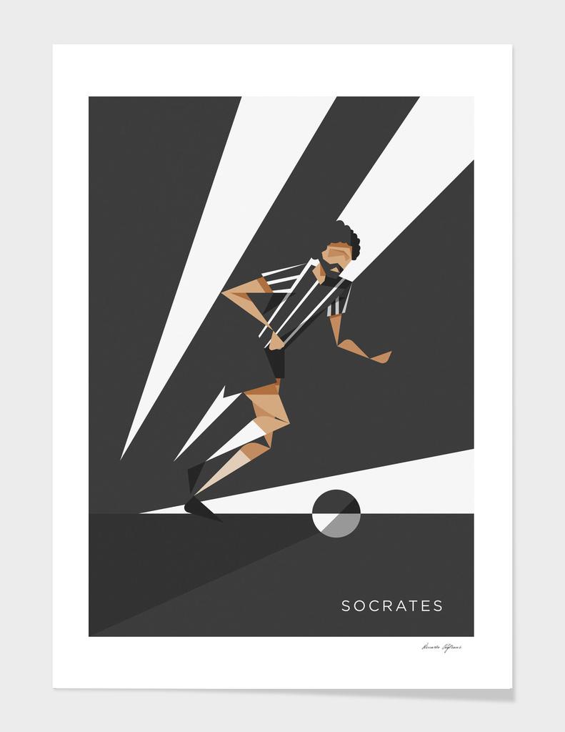 Socrates, the portrait