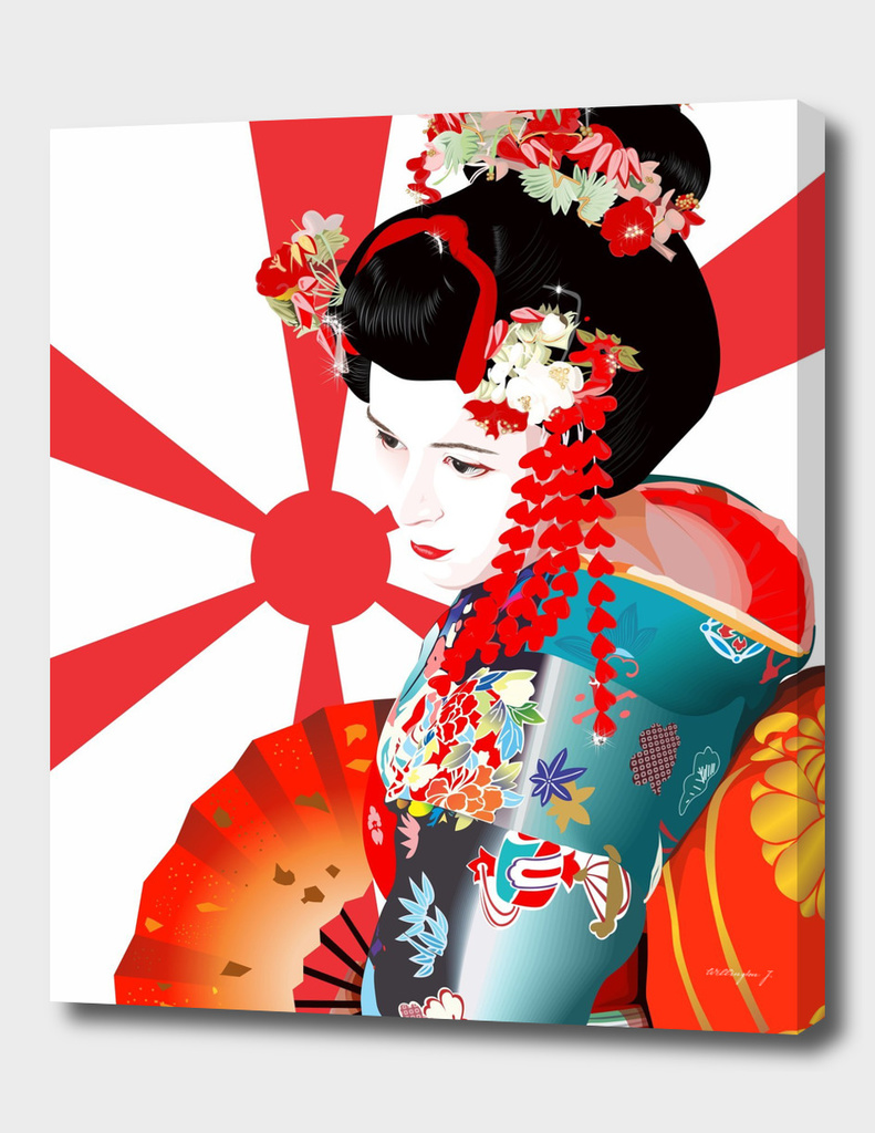 Geisha Genita