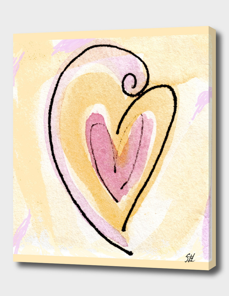 Heart ~ Embraced By Love I