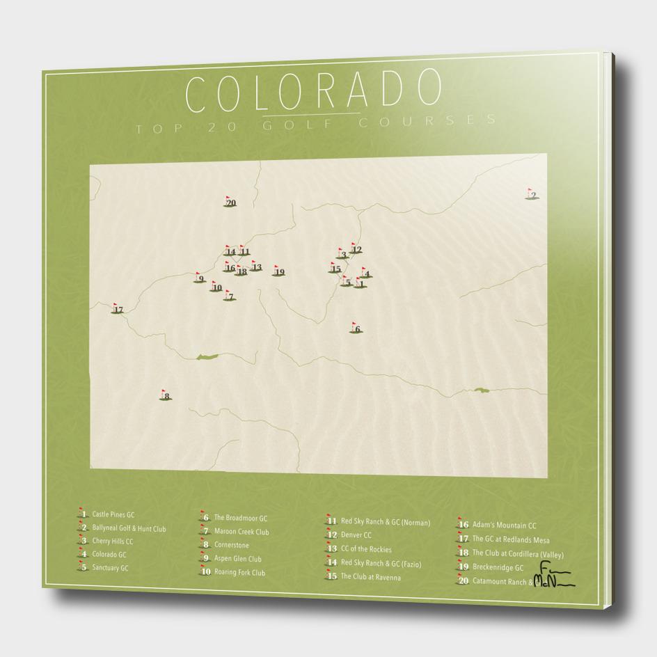 Colorado Golf Courses