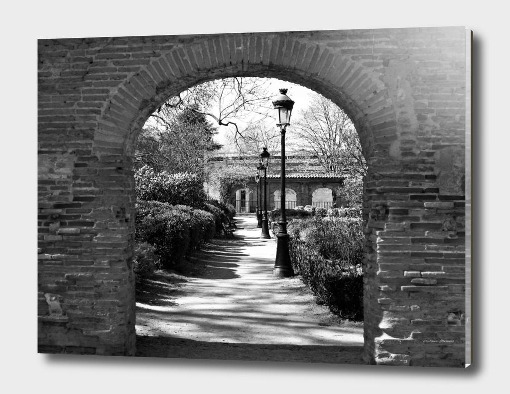 University garden