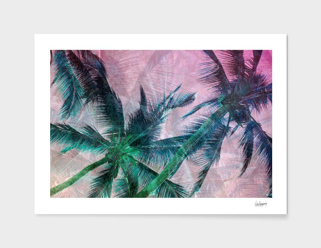 Textured Palms II