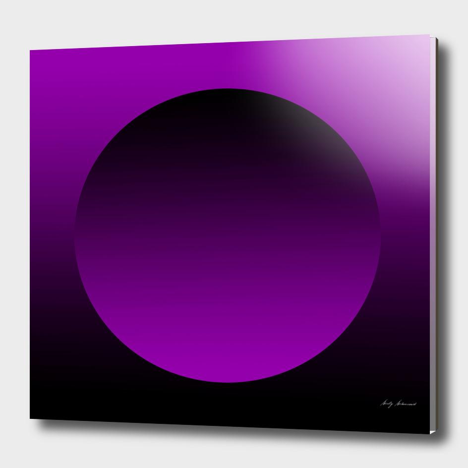 Circle Purple