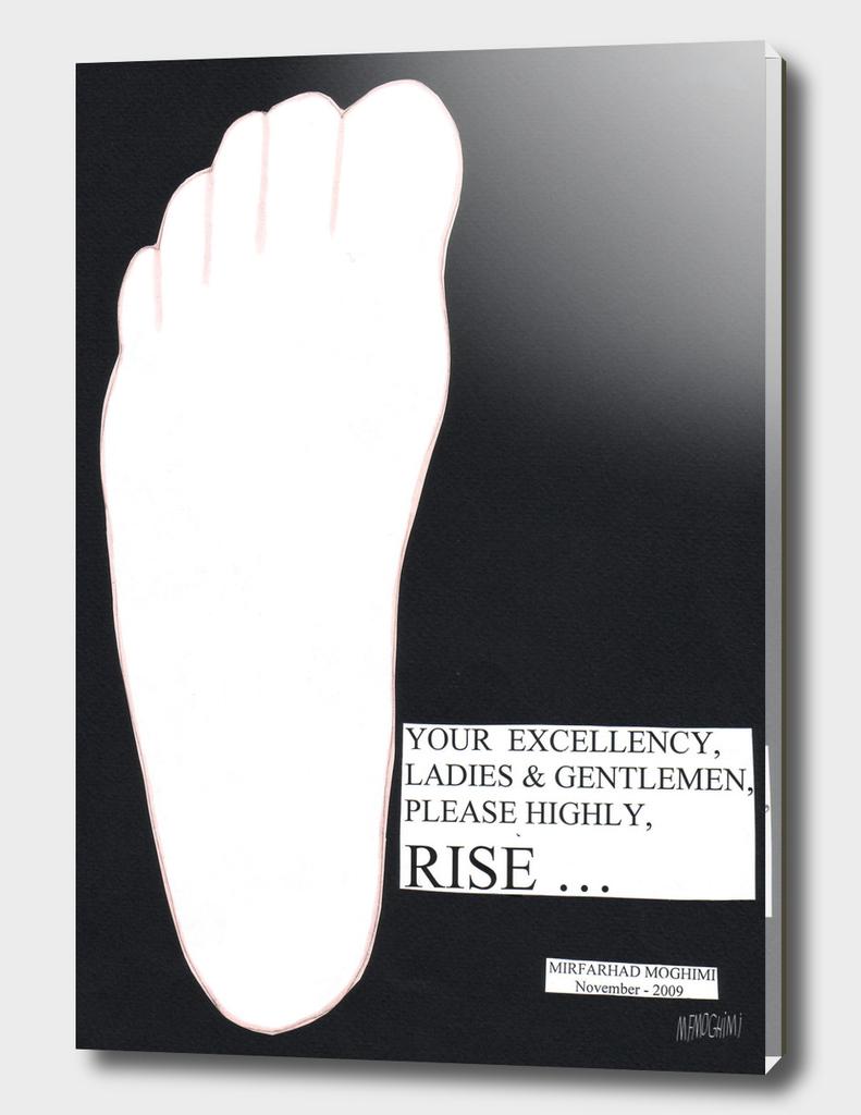 Rise of Feet