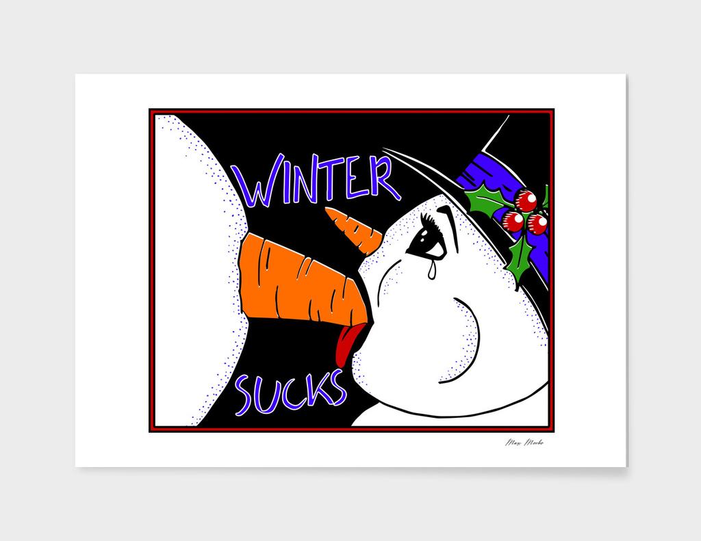Winter Sucks