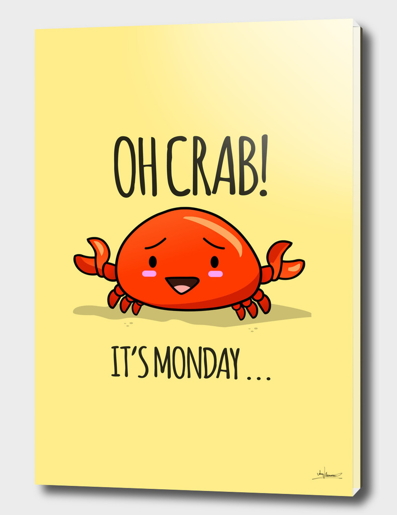 Crabby Day!