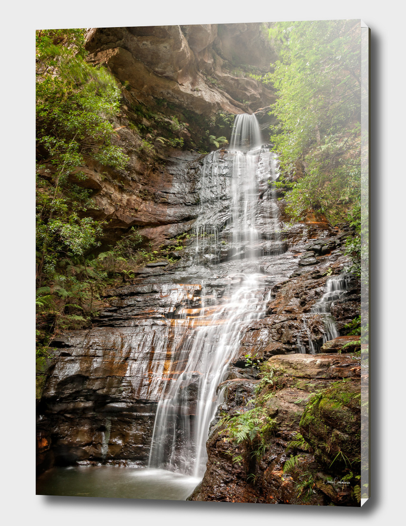 Empress waterfall -Blue Mountains, Australia