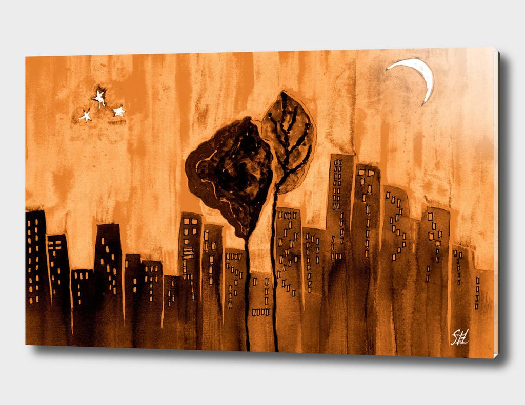 Tree Town 2 ~ Auburn Night