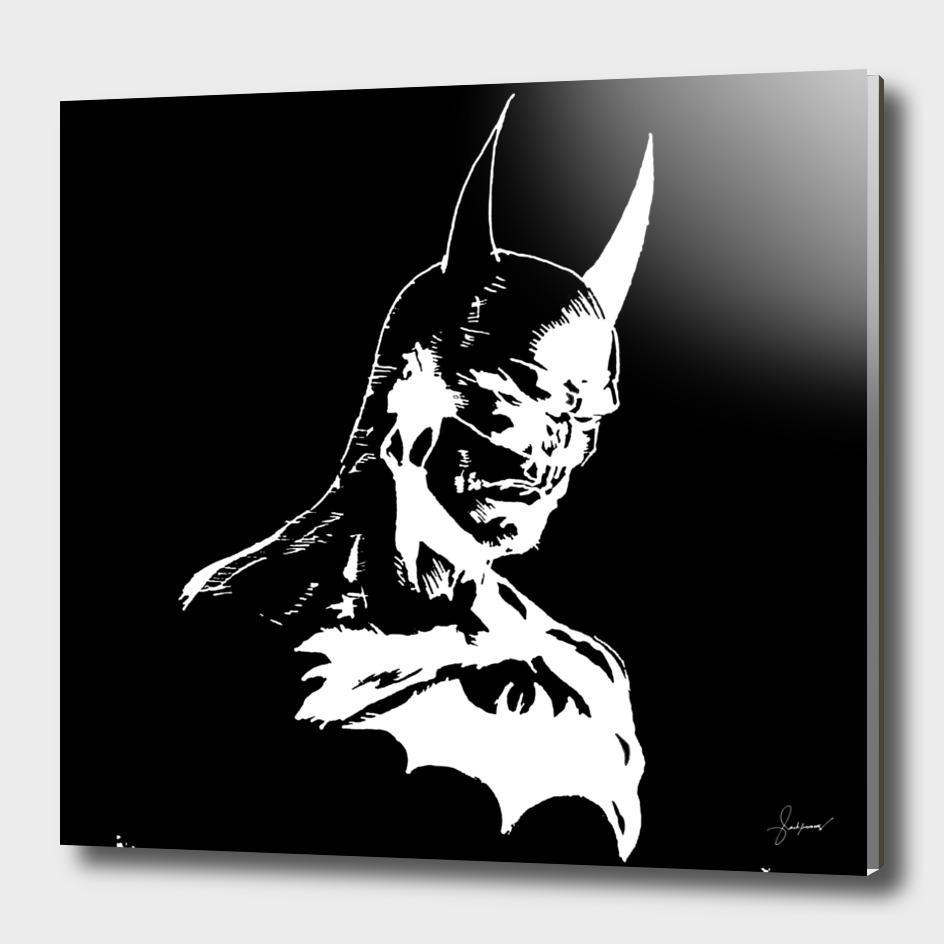 Batman Doodle