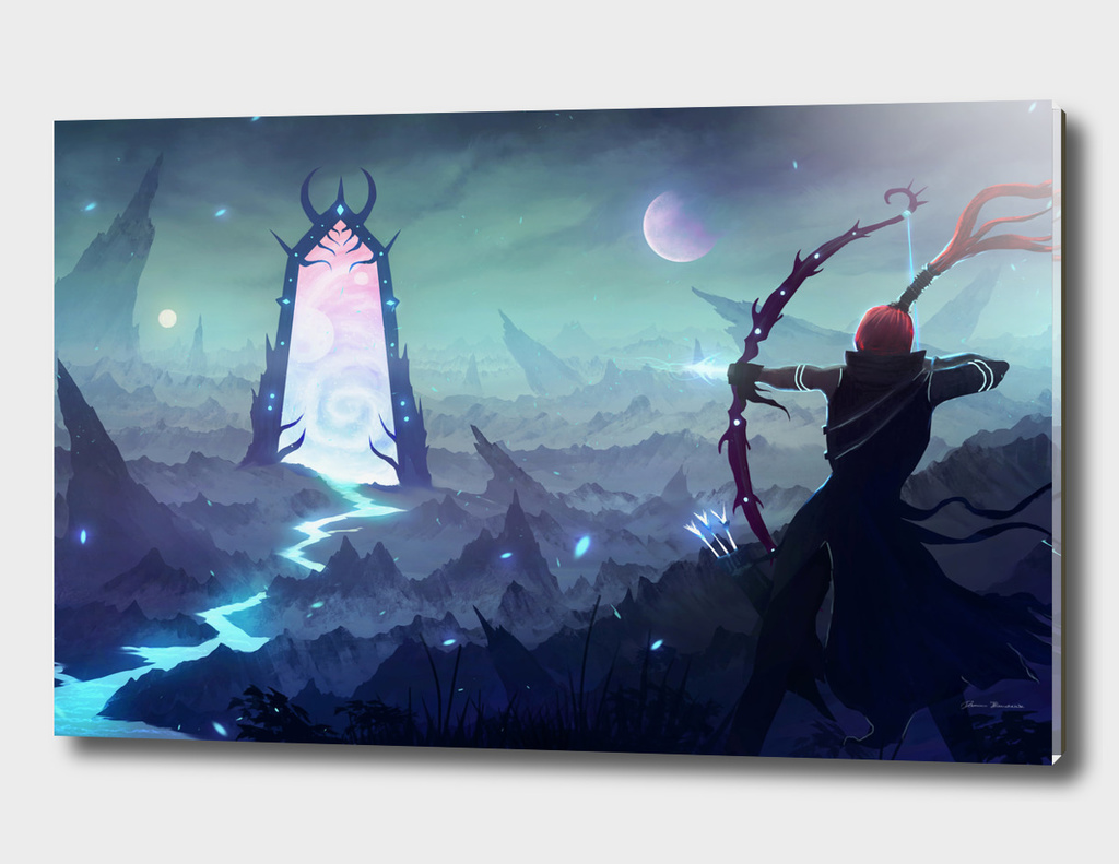 Gate to Magic World