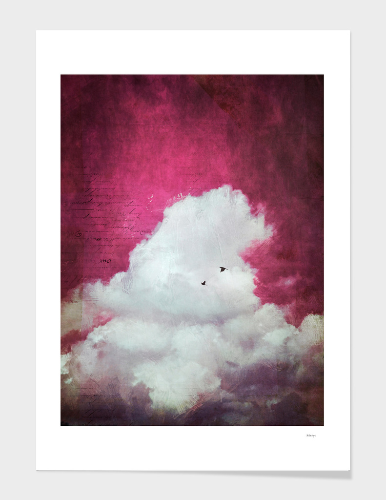 the Cloud - dream version red