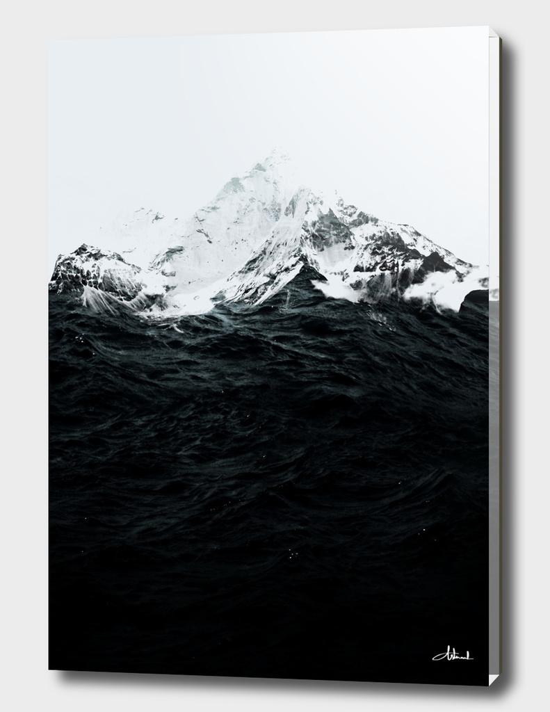 Those waves were like mountains