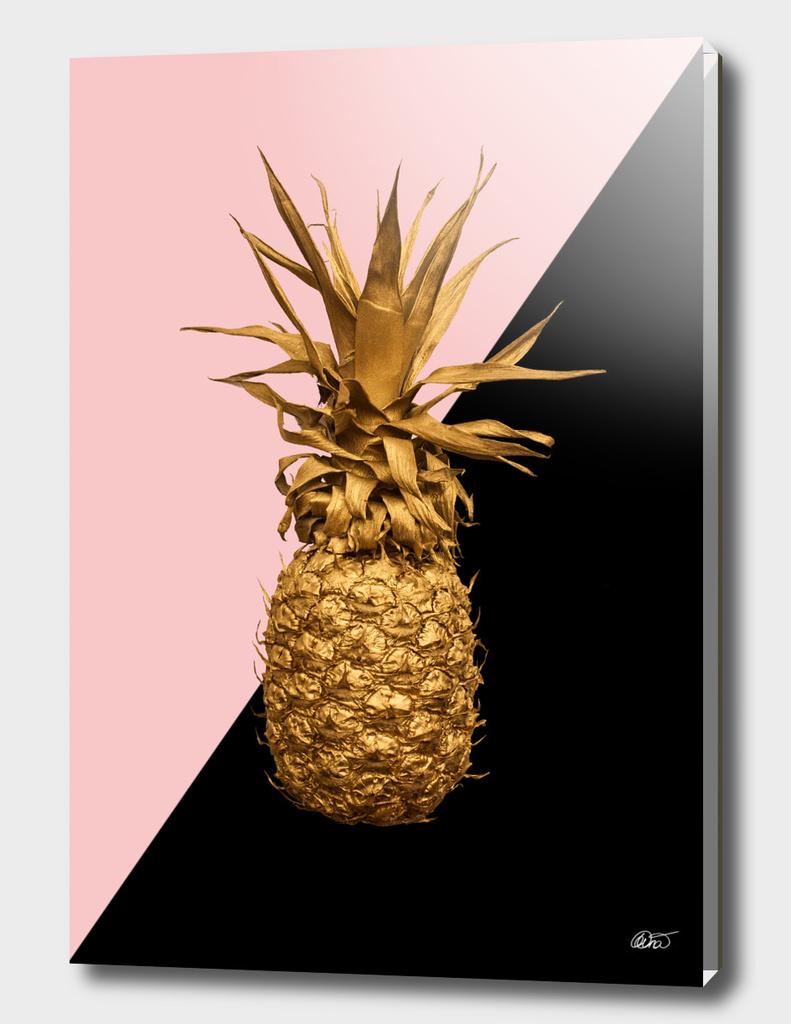 Rose Gold Pineapple