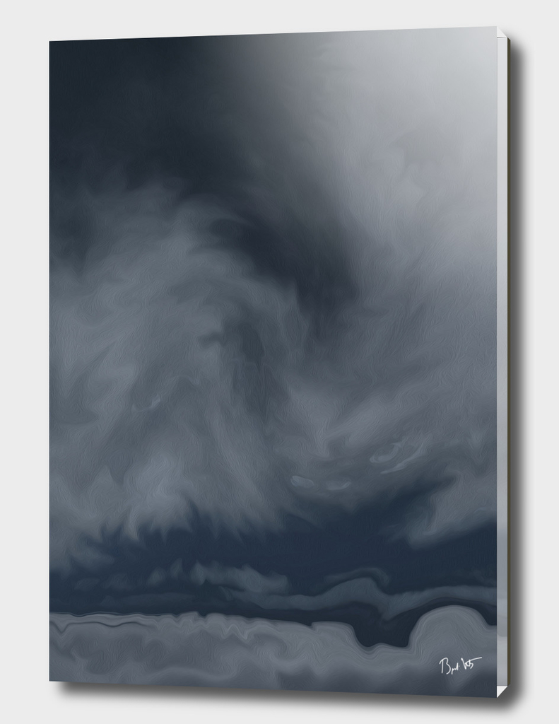 Storm Front (Cloud series #5)