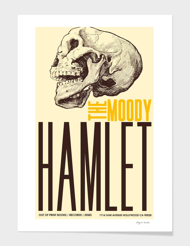 The Moody Hamlet Bookstore