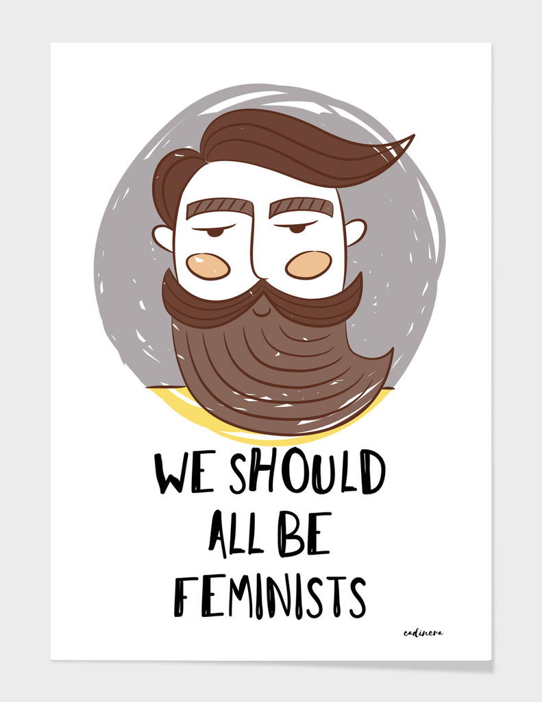 we should all be feminists (donate)