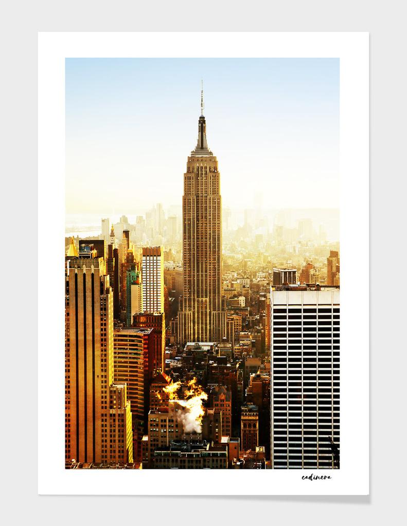 New York City // Manhattan Sunrise