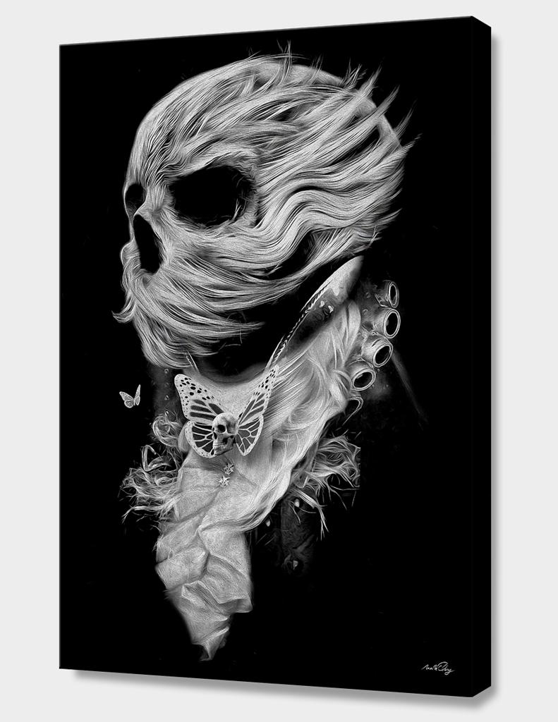 Peeling Skull