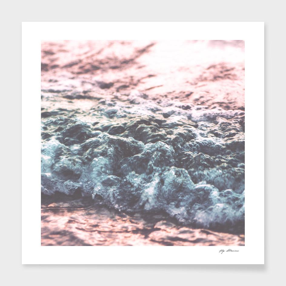 Swash Sea Wave