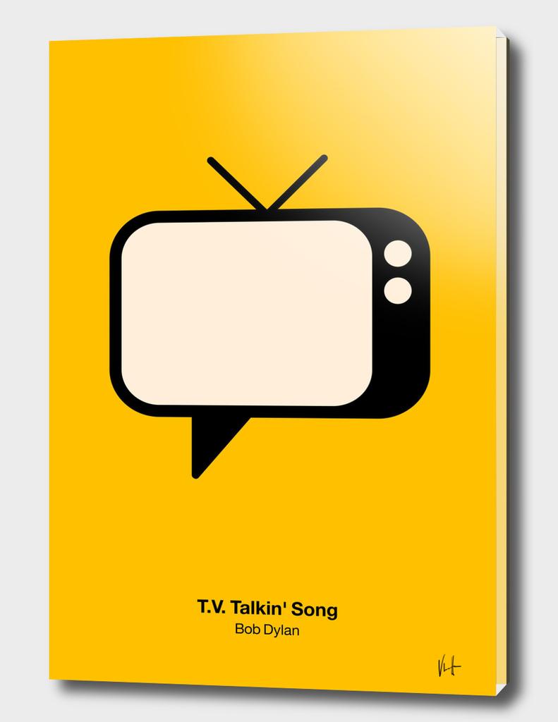 TV talkin' song