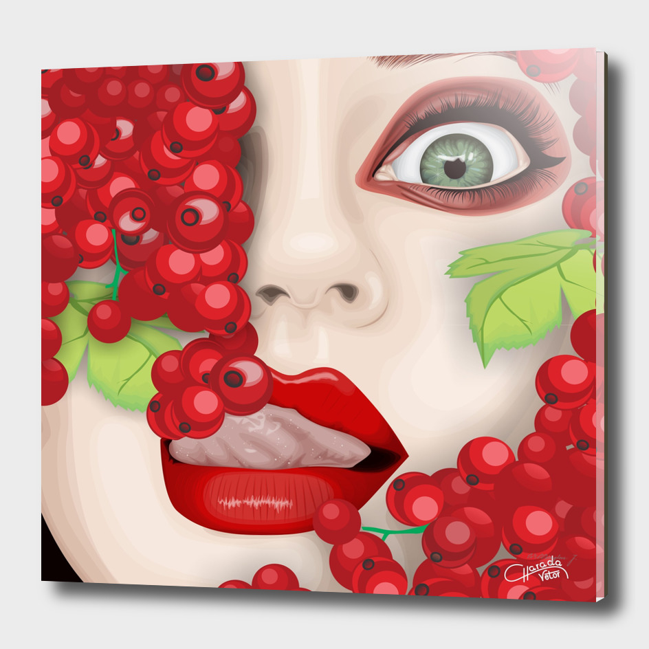Currant Woman