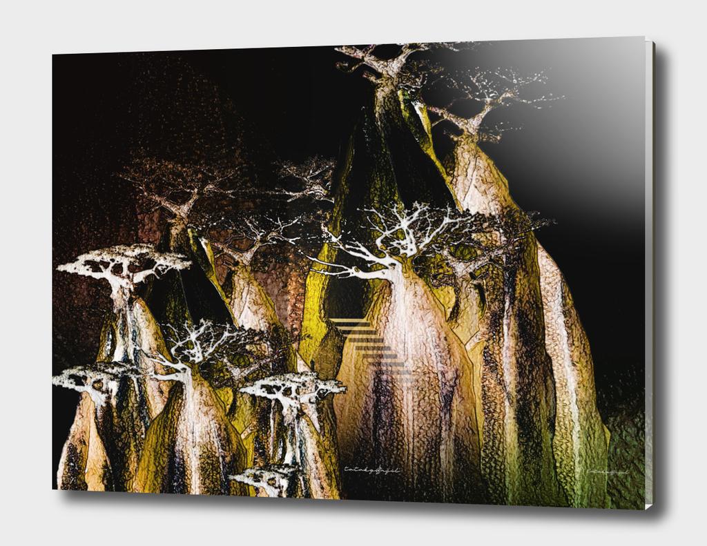 Baobab Dalam Angan