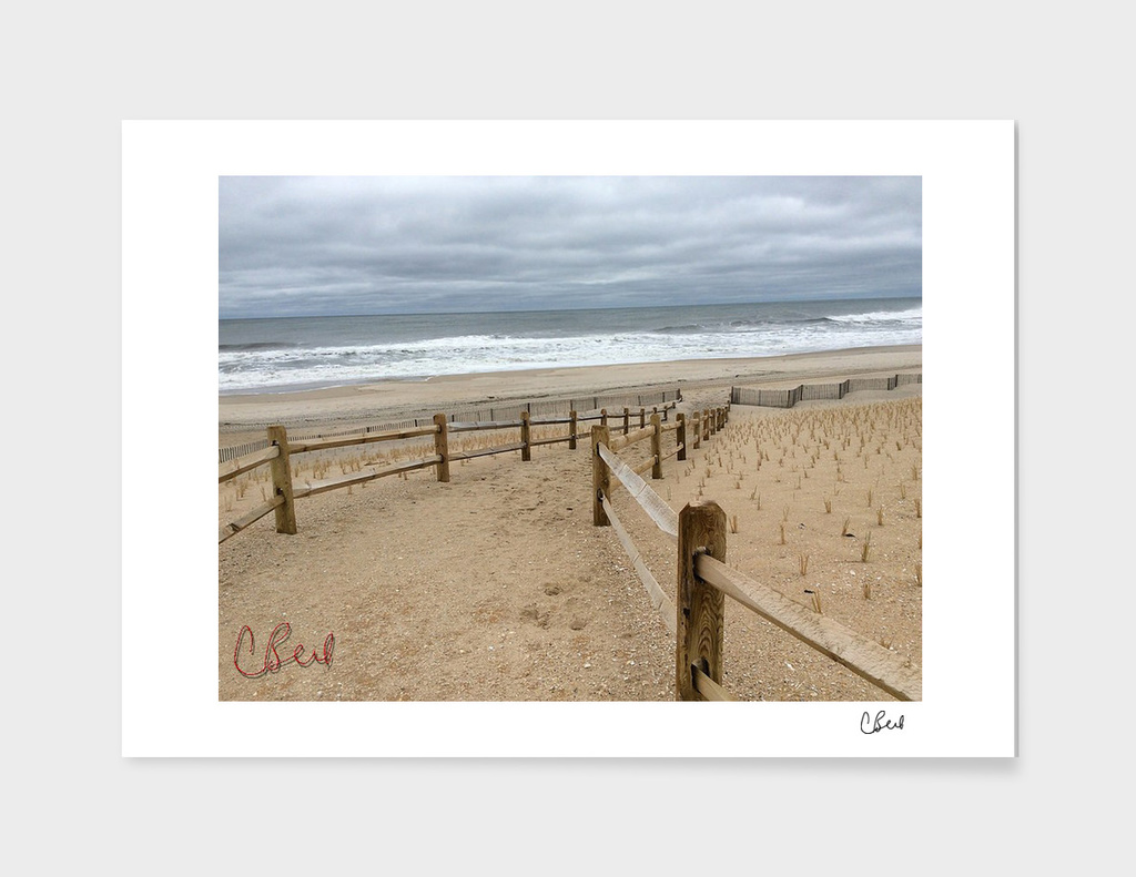Beach Fences
