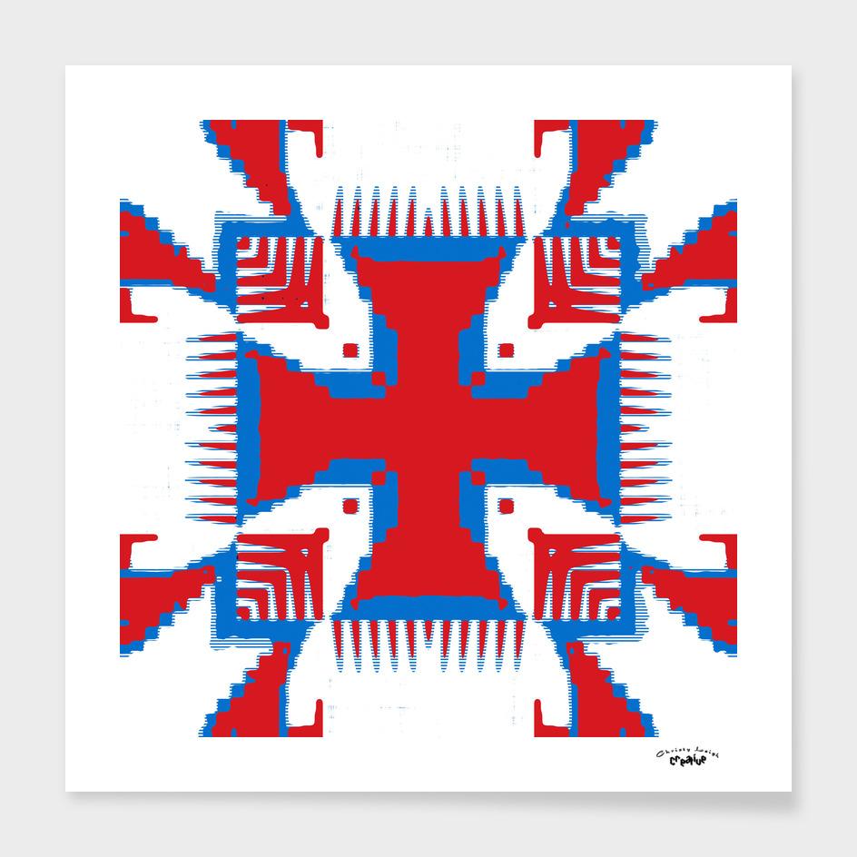 Patriotic Pop Art