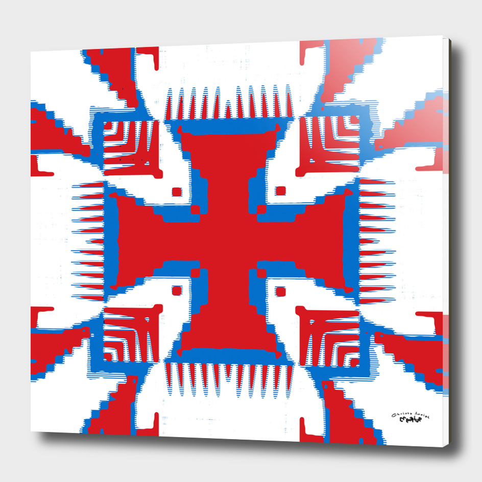 Patriotic Pop Art