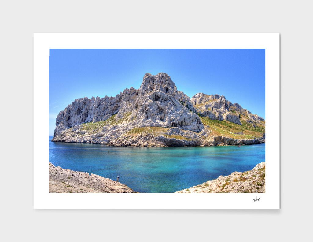 Ile Maire Marseille France