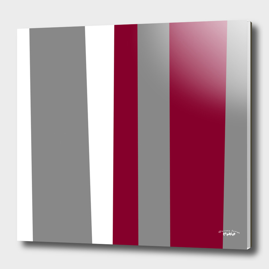 Gray white and red wine 3