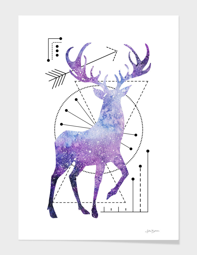 Ethnic deer