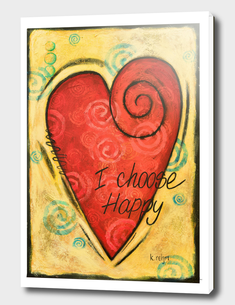 I Choose Happy