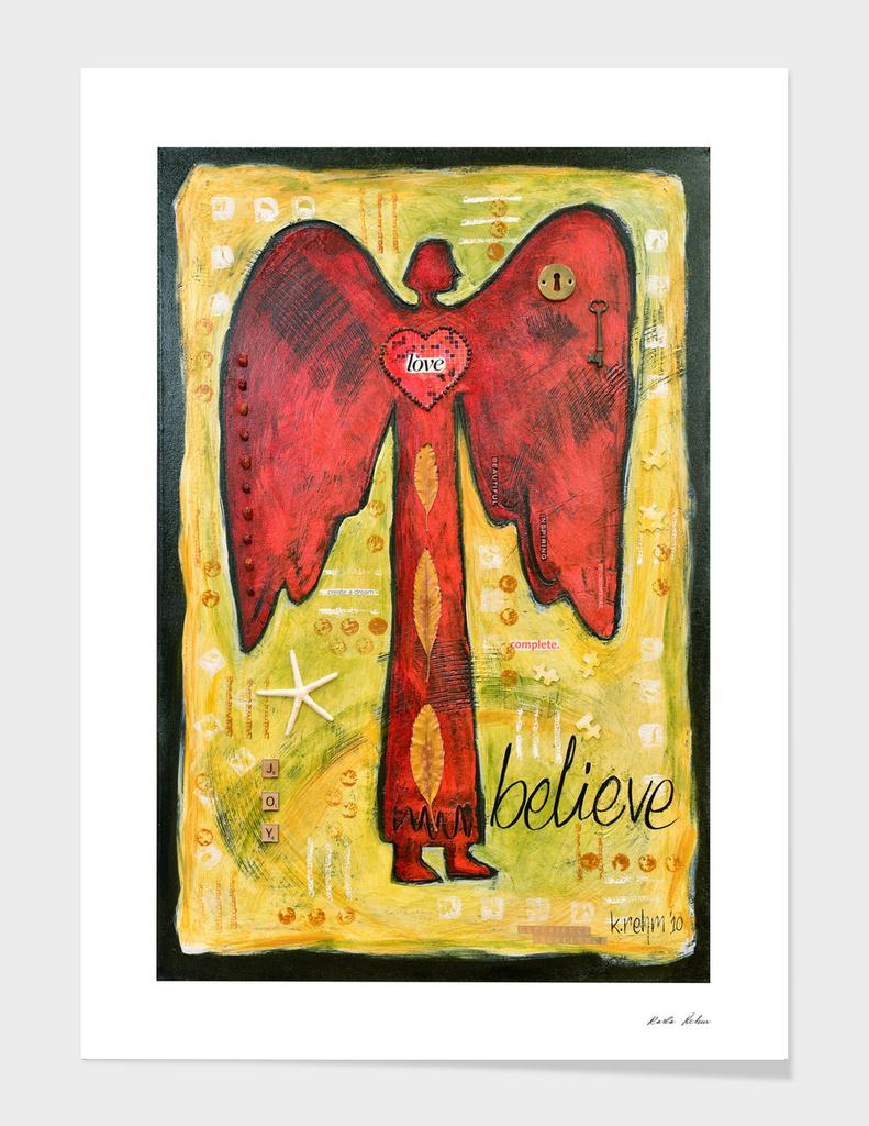 Believe Angel