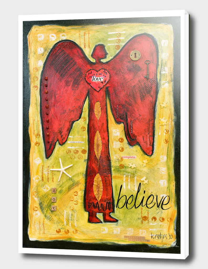 Believe Angel