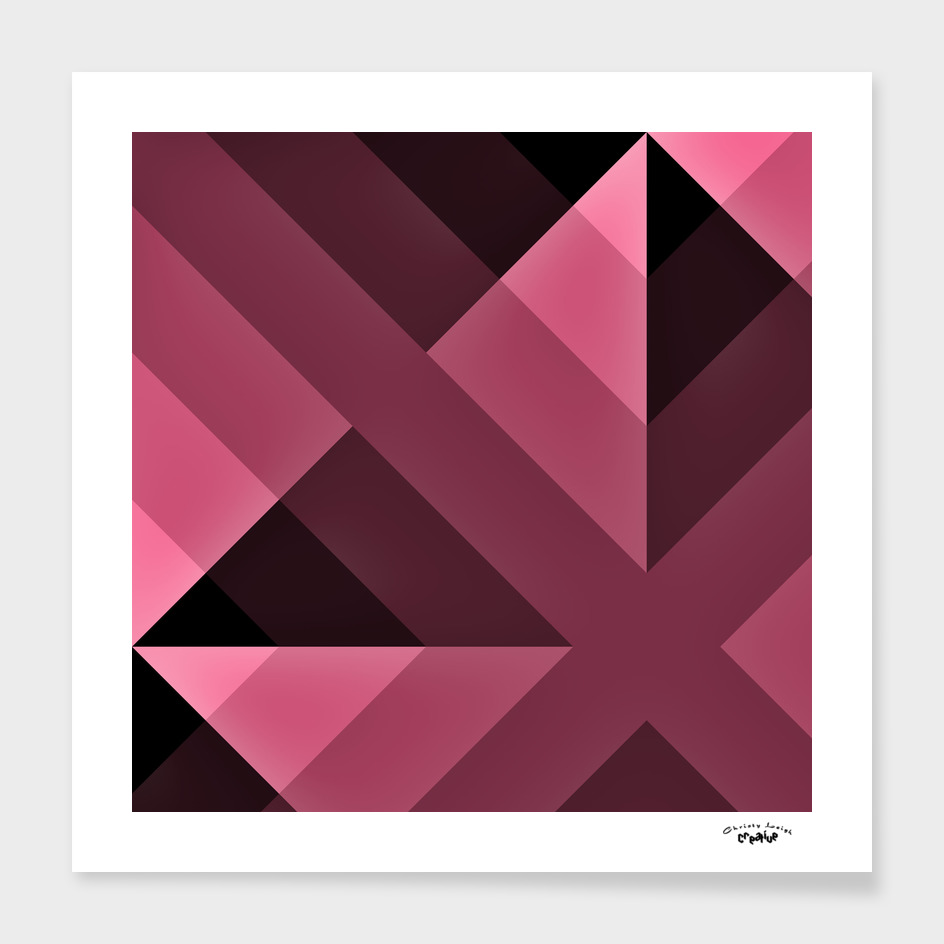 pink and black gradient abstract