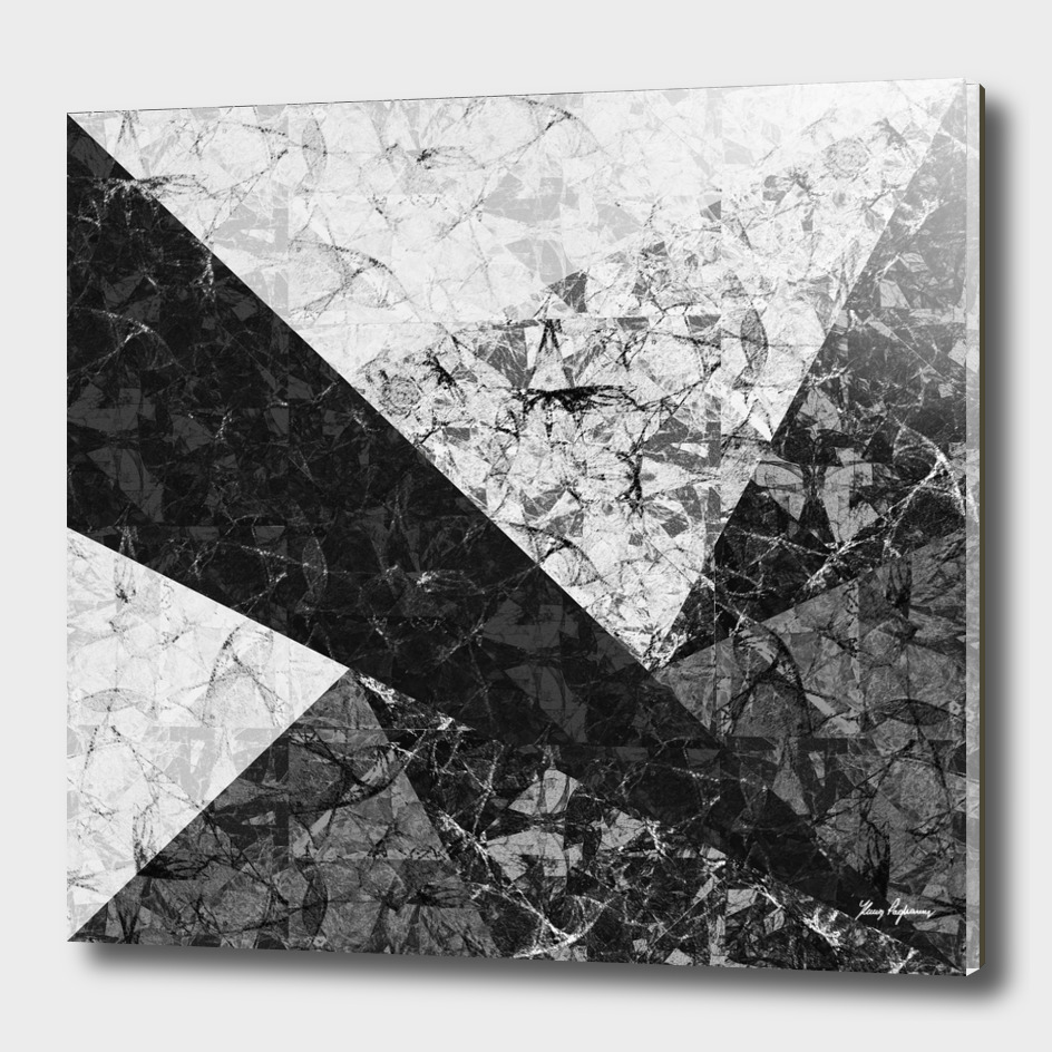 Marble Geometric Background C19