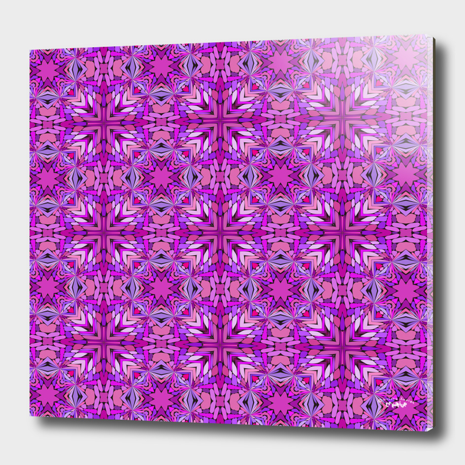 pink and purple abstract 4