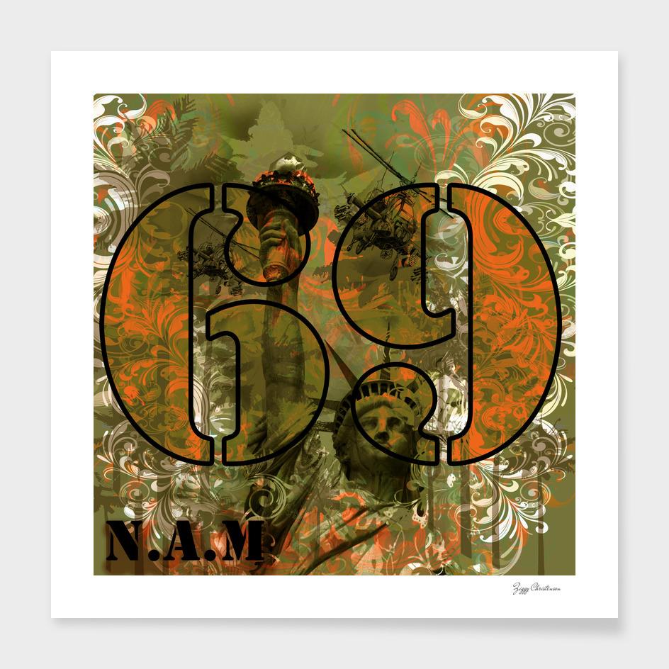 Nam69 (Agent Orange Edition)