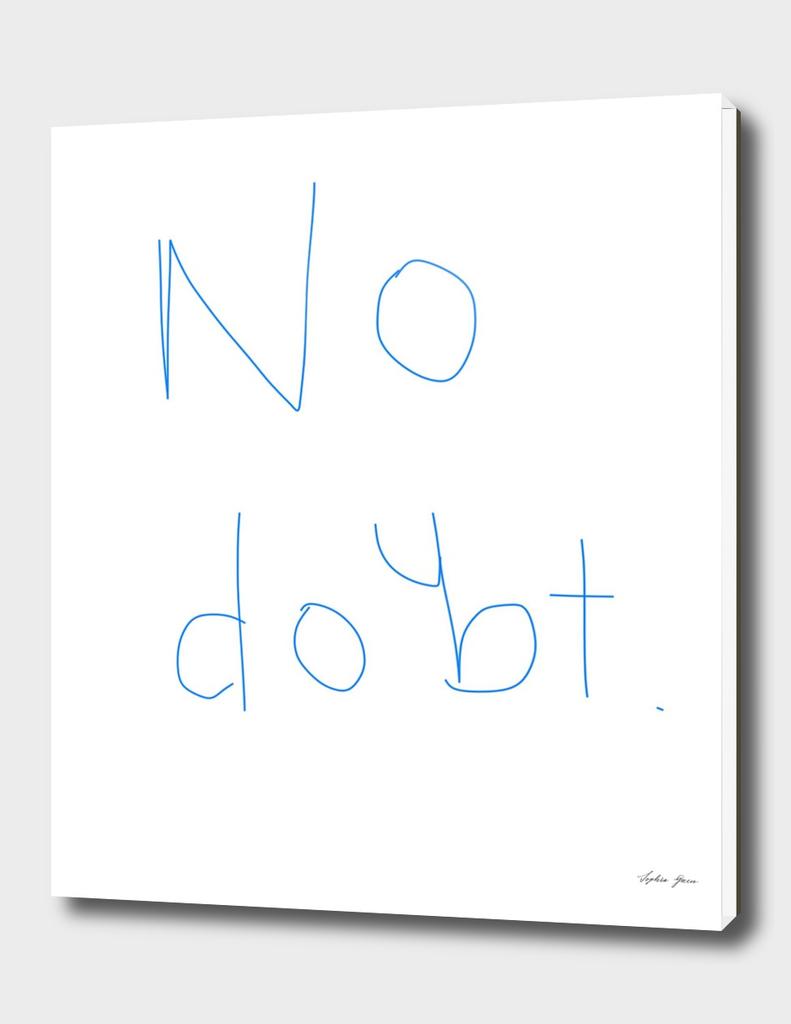 No_dOUBT_