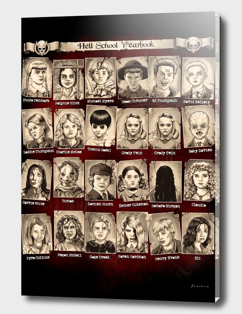 Hellschool Yearbook